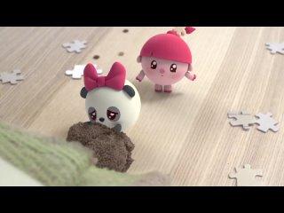 Малышарики - Развивающие мультики - Мишка (44 серия) _ Для самых маленьких от 0