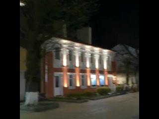 О новых фасадных часах в Зеленоградске.