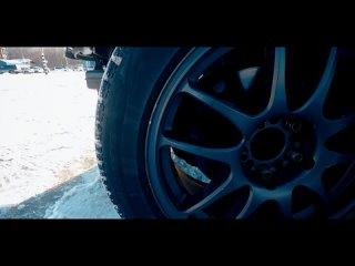 [Draken] Зимние покатушки на старом ведерке Марк 2 Tourer V... Почти дрифт! #Антифриц