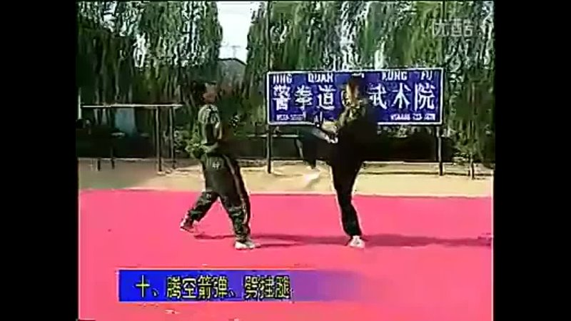 Chinese Police Martial Arts Training 3