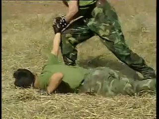 Chinese Police Martial Arts Training 1