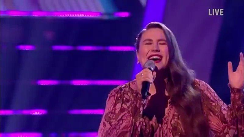 Шоу Голос Британия 2021 Финал - Грейс Холден Мечта, поймай меня— The Voice UK - Grace Holden Dream Catch Me