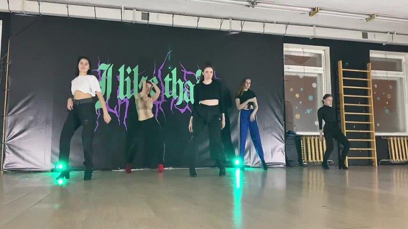 Choreo by Evgenia Sekerina and Irina Kataeve Columbia Pictures не представляет