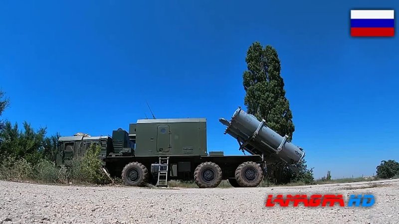 Bal - Coastal Mobile Missile System with X-35 Anti-Ship Missiles