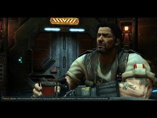 [WhyMe758] Прохождение Starcraft 2: Wings of Liberty [15] - Большое Ограбление Поезда