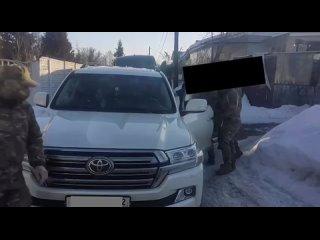 Задержание начальника Нижегородского ЛУ МВД России на транспорте Алексея Епишина