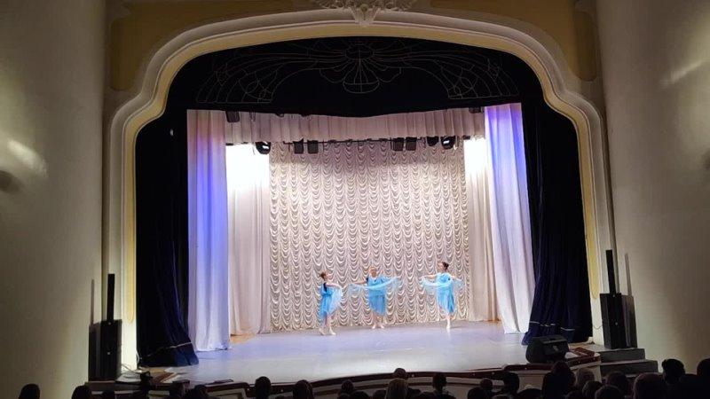 Студия балета Fouette Нимфы