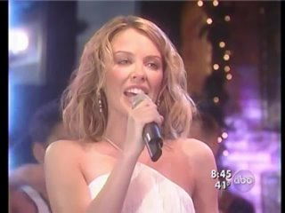Come Into My World(Live At Good Morning America 13 Dec. 2002) - Kylie Minogue [HQ]