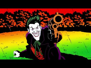 [Dr Greg I JGeek] Убийственная шутка - Так ли хороша на самом деле!?   Killing Joke