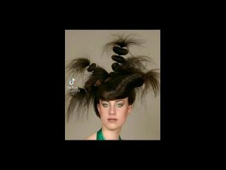 Немного о причёсках
