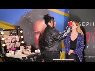 [Maryana Ro] Визажист Рианны делает мне макияж!