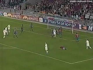 1 тур Базель (Базель, Швейцария) - СПАРТАК 2-0, Лига Чемпионов - 2002-2003