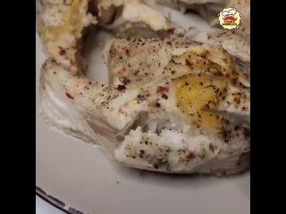 Рыба со вкусом раков (ингредиенты в описании видео)