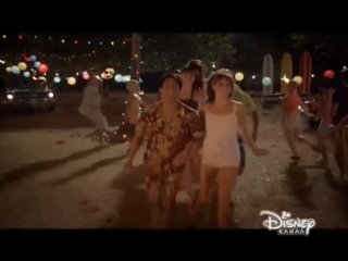 "OST ""Лето. Пляж. Кино"" - Meant To Be 1-ая версия(Канал Disney)"