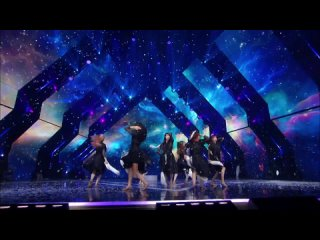 """· Performance · 210504 · OH MY GIRL - """"Destiny"""" (Lovelyz cover) (Clean ver.) · Mnet """"Queendom"""" ·"""