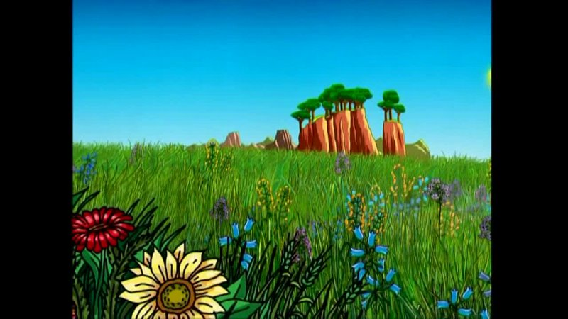 Анимационный мультфильм Библия Ветхий Завет dvd1