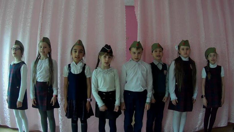 мыпомнимВместе , ансамбль Веселые нотки, МБОУ СОШ № 73, руководитель Анисимова Олеся Николаевна