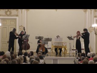 Российский ансамбль старинной музыки (В.Шуляковский) - Вокальный вечер. Шедевры вокального барокко, концерт () HD