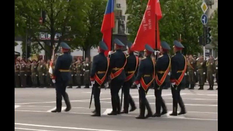 В Луганске к Параду в честь Великой Победы готовы.