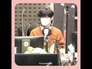 — 210414 Yohan CUT @ Kang Hanna's Volume Up
