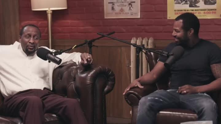 Шугар Рэй Леонард, Томми Хернс, Шейн Мозли в гостях у Майка Тайсона | FightSpace