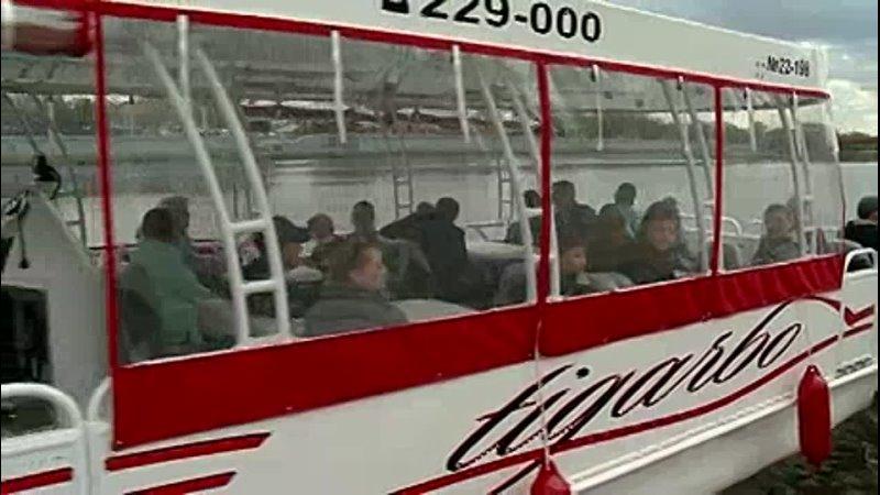 В Пензе открылся сезон экскурсий на речном транспорте