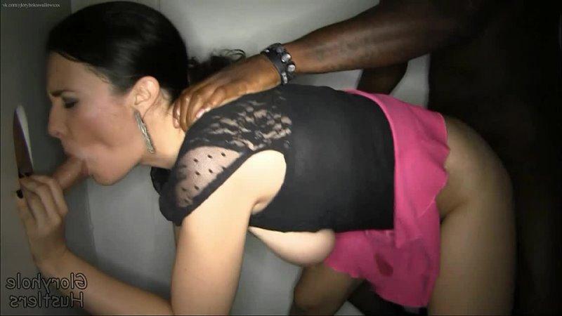 Gloryhole Swallow - Taylor 3rd [ blowjob oral sex amateur big black dick cock suck секс минет creampie mature BBC porn sissy ]