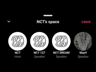 """""""NCT's Space"""" NCT (@nct_smtown) Twitter Space FULL VOICE LIVE REPLAY"""