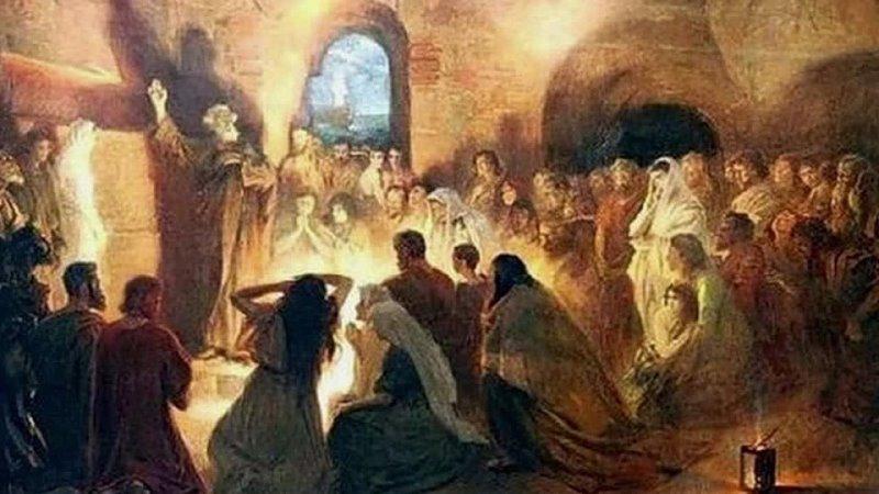 Дорога к храму 16 05 21 История христианства