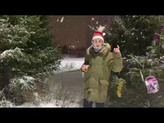 Серия неудачных дублей с новогоднего стихотворения, которое начал учить за 5 минут до съёмки! С Новым Годом!