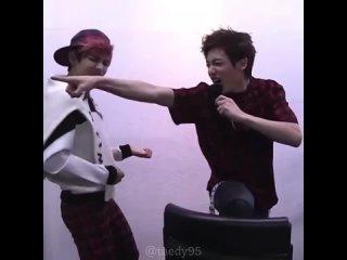 JK+Tae отжигают🎶