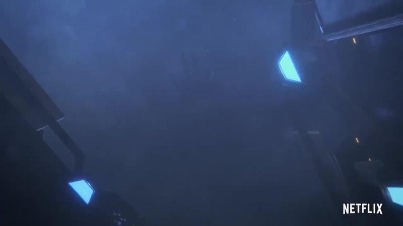 Transformers war for cybertron Siege Трейлер на русском mp4