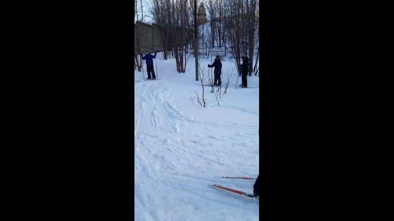 3В - лыжи 3