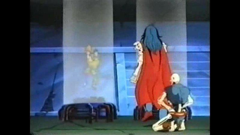 ➡ Воины скелеты 1994 Сериал 1 сезон Серия 2