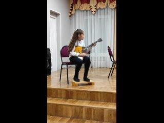 2 класс, отчетный концерт