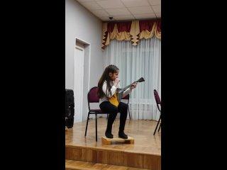 2 класс, отчетный концерт 2