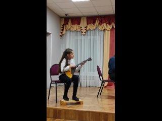 2 класс, отчетный концерт 3