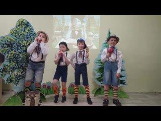 """18. МБДОУ Детский сад № 94"""".  Номер: """"Английские народные песенки"""".  Номинация: выразительное чтение."""