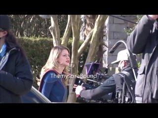 2021: Съёмки 6-го сезона «Супергёрл», 30 марта