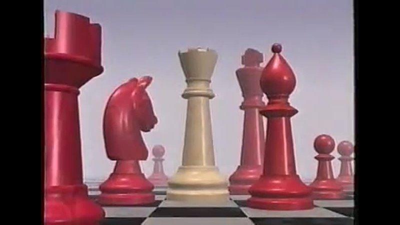 Kasparov vs Karpov Lyon 1990 360p