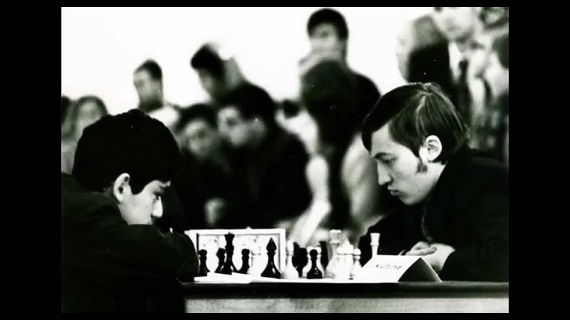 Шахматы Карпов против Каспарова Первая встреча Шахматных Королей