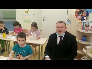 Даниил Федичев о детском саде в Кудрово