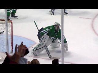 Топ 10 сейвов Антона Худобина в НХЛ сезон 2019