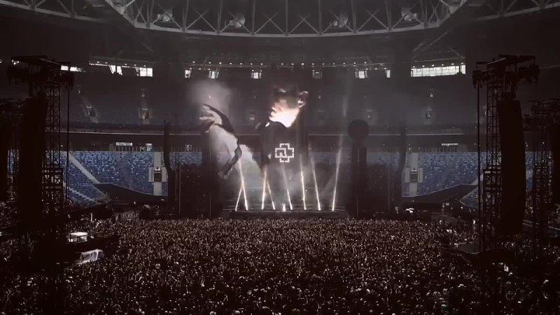 Rammstein - Mein Hertz Brennt (Live St. Petersburg 2019)