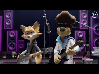 Рок Дог 2 (Rock Dog 2) (2021) трейлер русский язык HD /  Марк Балдо /