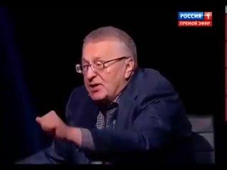 Объясню! (На) (Для) Случай Важных Переговоров !!! ( Владимир Жириновский)