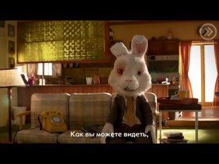 [ЛАБОРАТОРИЯ СМЕХА] Кролик Ральф на русском / Тест косметики на животных / Это видео взорвало интернет! / #SaveRalph
