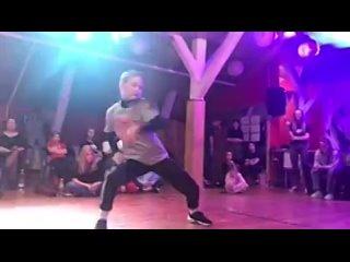 Jana Abdrasitova | Battle | DZDS Hip-hop 2019