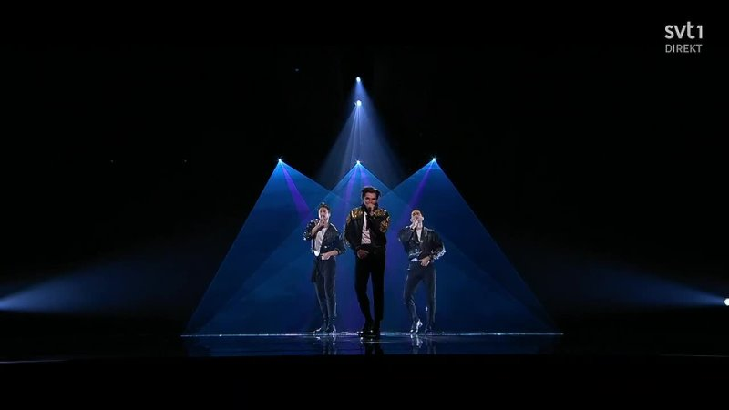 Anton Ewald - New Religion (Winning Performance, Delt. 2)