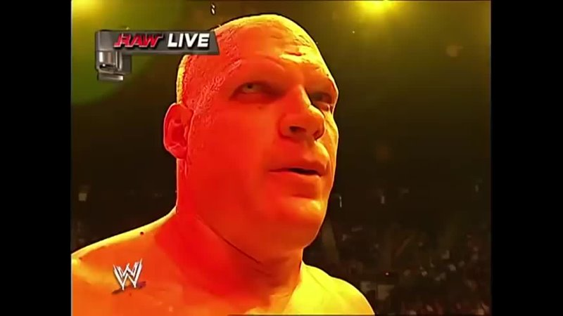 WWE GOLDBERG VS KANE FULL MATCH